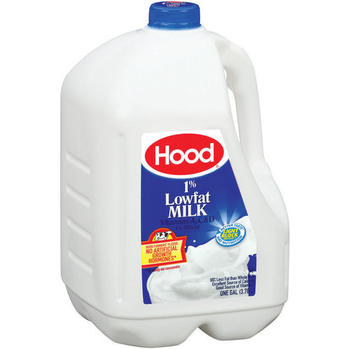 Hood 1 % Milk $2.79 per Gallon
