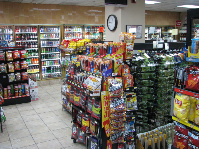 Bedford Ma Convenience Store And Gas Station