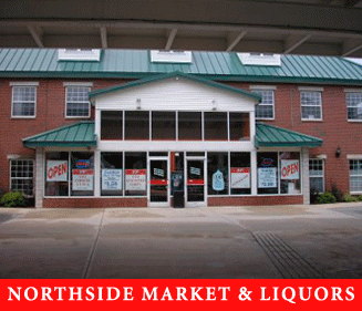 Northside Market and Liquor - Gas- Dunken Donuts- MA Lottery